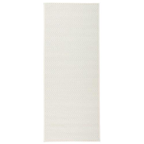 Kusový koberec Elsa od fínskej značky VM-Carpet z vlny a papierového vlákna