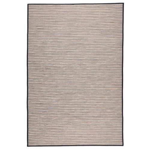 Béžový kusový koberec Honka z papierového vlákna od fínskeho výrobcu VM-Carpet