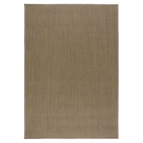 Béžový kusový koberec Panama z přírodního sisalu od finského výrobce VM-Carpet