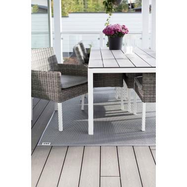 Vonkajší odolný koberec Aqua od fínskeho výrobcu VM-Carpet